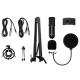 Micrófono Condensador + Accesorios Mars Gaming