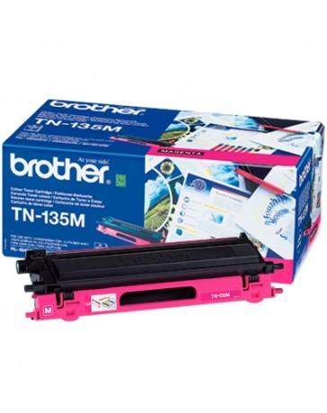 Tóner Brother TN-135M Magenta 4.000 pag.