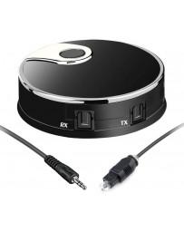 Transmisor y Receptor de Audio Bluetooth 2 en 1