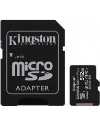 Tarjeta de Memoria MicroSD Kingston Canvas Select Plus 512GB