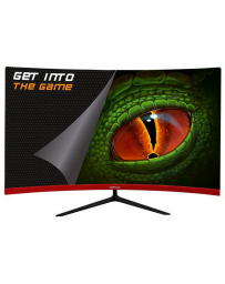 "Monitor KeepOut 24"" LED FullHD 144Hz 1Ms Curvo"