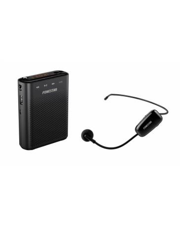 Micrófono con Altavoz Amplificado Portátil sin cable Fonestar USB/microSD/MP3