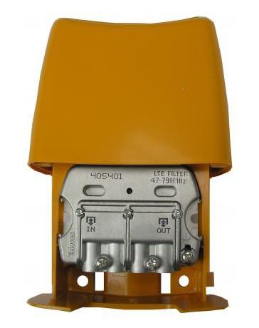 Filtro LTE (4G) 5...790MHz Selectivo